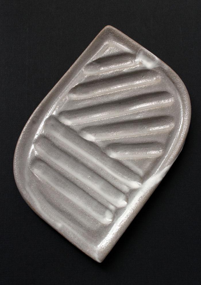 handgemachte Seifenschale Keramik